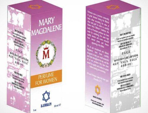 MARY MAGDALENE PERFUMES
