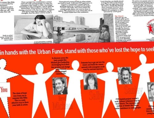 THE URBAN FUND BROCHURE